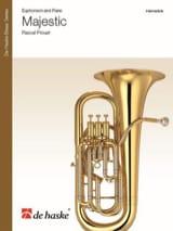 Majestic Pascal Proust Partition Tuba - laflutedepan.com