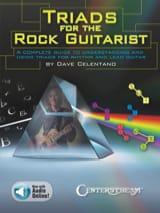 Triads for the Rock Guitarist - Dave Celentano - laflutedepan.com