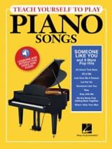"Teach Yourself To Play Piano Songs - ""Someone like You"" & 9 More Pop Hits - laflutedepan.com"