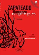 Zapateado flamenco, Volume 1 Rosa de las Heras laflutedepan.com