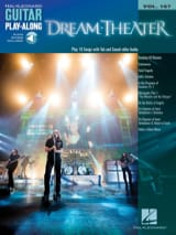 Dream Theater - Guitar Play-Along Volume 167 - Partition - di-arezzo.fr