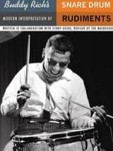 Buddy Rich's Modern Interpretation of Snare Drum Rudiments laflutedepan.com