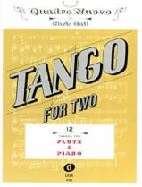 Tango For Two - Flûte & Piano - Partition - laflutedepan.com