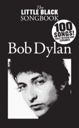 Bob Dylan - The Little Black Songbook - Bob Dylan - Sheet Music - di-arezzo.co.uk