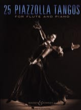 25 Piazzolla Tangos for Flute and Piano - laflutedepan.com