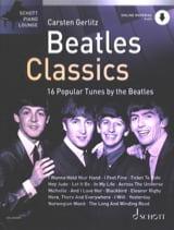 Beatles Classics BEATLES Partition laflutedepan.com