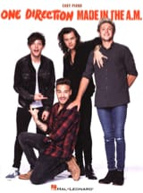 One Direction - Made In The A.M. - Partition - di-arezzo.fr
