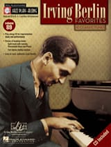 Irving Berlin - Irving Berlin Favorites - Jazz Play-Along Volume 89 - Partition - di-arezzo.fr