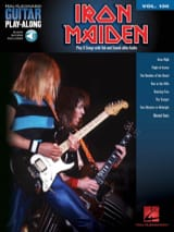 Iron Maiden - Guitar Play-Along Volume 130 Iron Maiden - Partition - di-arezzo.fr
