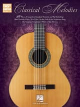 Classical Melodies - Easy Guitar Partition laflutedepan.com