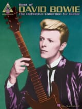 David Bowie - Best of David Bowie - Partition - di-arezzo.fr