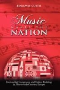 Music makes the nation - Benjamin Curtis - Livre - laflutedepan.com
