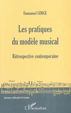 Les pratiques du modèle musical : rétrospective contemporaine laflutedepan