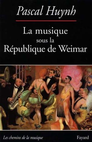 La musique sous la République de Weimar : musique et engagement - laflutedepan.com