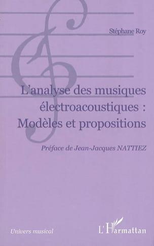 L'analyse des musiques électroacoustiques, modèles et propositions laflutedepan