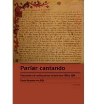 Parlar cantando : the practice of reciting verses in Italy from 1300 to 1600 laflutedepan