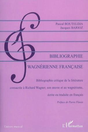 Bibliographie wagnérienne française (1850-2007) - laflutedepan.com