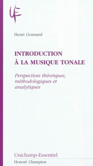 Introduction à la musique tonale - Henri GONNARD - laflutedepan.com