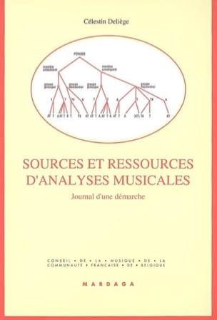 Sources et ressources d'analyses musicales : journal d'une démarche - laflutedepan.com