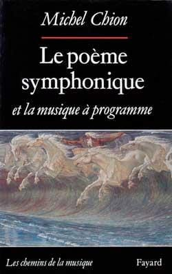 Michel CHION - Symphonic poem and program music - Book - di-arezzo.co.uk