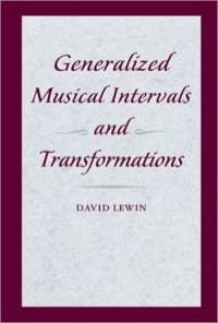 Generalized musical intervals and transformations laflutedepan