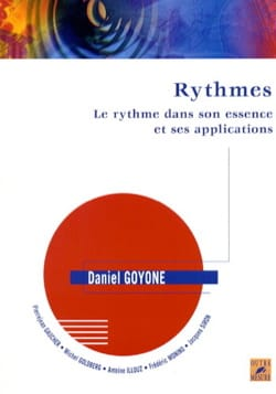 Daniel GOYONE - Rhythms: the rhythm in its essence and its applications - Book - di-arezzo.com