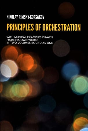 RIMSKI-KORSAKOV Nicolaï - Principles of orchestration (book in English) - Book - di-arezzo.co.uk