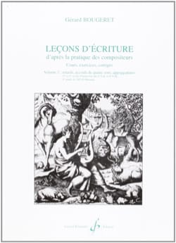 Gérard BOUGERET - Writing Lessons from the Practice of Composers, Volume 2 - Book - di-arezzo.co.uk