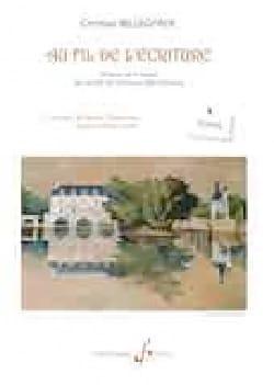 Christian BELLEGARDE - Au fil de l'écriture : 1er recueil (textes) - Livre - di-arezzo.fr
