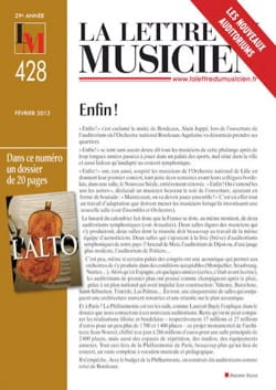 Revue - La Lettre du musicien n° 443 - Livre - di-arezzo.fr