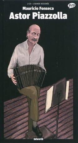 Astor Piazzolla - Mauricio FONSECA - Livre - laflutedepan.com