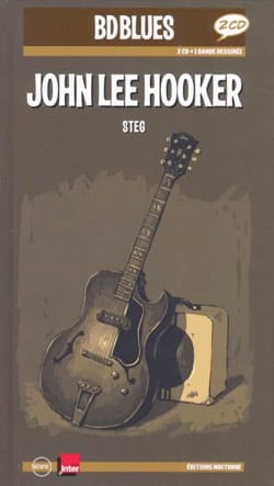 John Lee Hooker - STEG - Livre - Les Oeuvres - laflutedepan.com