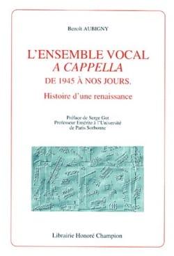 L'ensemble vocal a capella dans la musique contemporaine de 1945 à nos jours laflutedepan