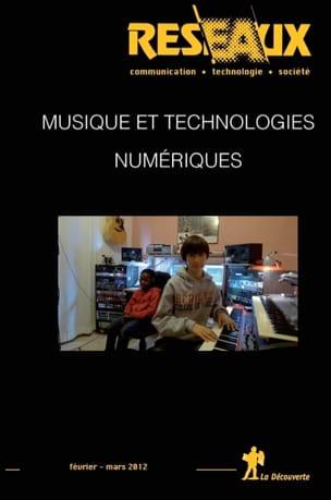 Réseaux, n° 172 Musique et technologies numériques - laflutedepan.com