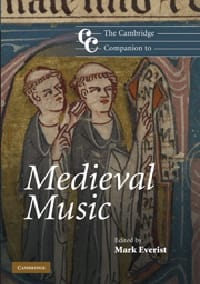The Cambridge companion to medieval music Mark EVERIST laflutedepan