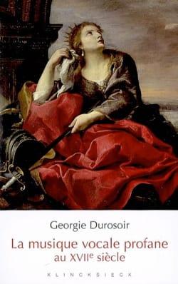 La musique vocale profane au XVIIe siècle laflutedepan