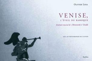 Venise, l'éveil du baroque : itinéraire musical de Monteverdi à Vivaldi laflutedepan