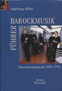 Barockmusikführer : Instrumentalmusik 1570-1770 laflutedepan