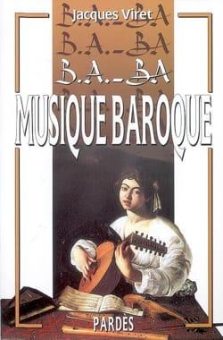 Musique baroque Jacques VIRET Livre Les Epoques - laflutedepan