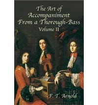 The art of accompaniment from a thorough-bass : as practised in the XVIIth c. - laflutedepan.com