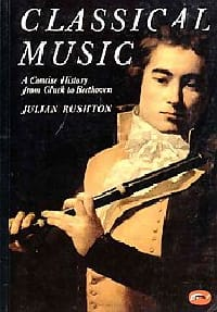 Julian RUSHTON - Classical music: concise history from Gluck to Beethoven - Book - di-arezzo.com