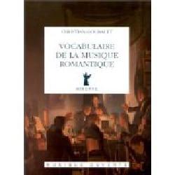 Vocabulaire de la musique romantique - laflutedepan.com