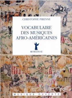 Vocabulaire des musiques afro-américaines laflutedepan