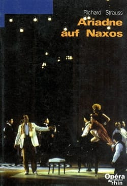 Ariadne auf Naxos, Richard Strauss - LIVRE D'OCCASION - laflutedepan.com