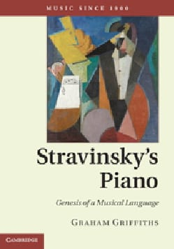 Stravinky's piano - Graham GRIFFITHS - Livre - laflutedepan.com