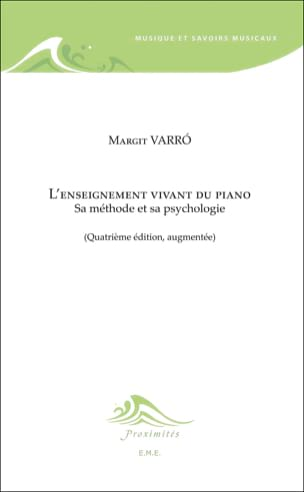 L'enseignement vivant du piano, sa méthode et sa psychologie laflutedepan