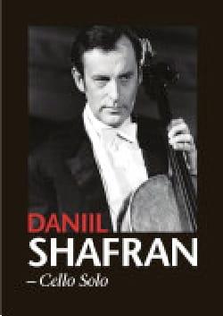 Cello solo - Danil SHAFRAN - Livre - laflutedepan.com