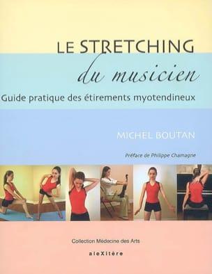Le stretching du musicien Michel BOUTAN Livre laflutedepan