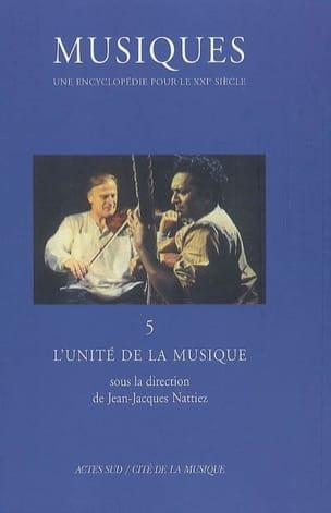Musiques : une encyclopédie pour le XXIe siècle, vol. 5 laflutedepan