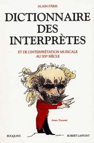 Dictionnaire des interprètes et de l'interprétation musicale depuis 1900 - laflutedepan.com